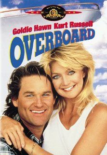 Overboard: Kurt Russell, Goldie Hawn, Ed Cree, Lucinda Crosby, Michael G. Hagerty, Frank Buxton, Katherine Helmond, Edward Herrmann, Doris Hess, Mona Lyden, Roddy McDowall, Henry Alan Miller, Brian Price, Jared Rushton, Bing Russell, Frank Campanella, Jami