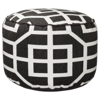 Threshold™ Lattice Pouf