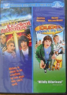 Bill & Ted's Excellent Adventure/dude Where's My Car?~2 Pack DVD: Movies & TV