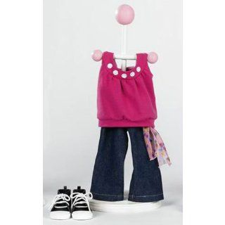 """Madame Alexander Dolls, Sparklin' Style Outfit for 18"""" Dolls Toys & Games"""