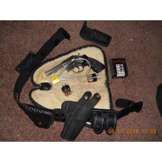 HKS 36 A Revolver Speedloader for S&W 36, 37, 38, 40, 42, 49, 60, 340, 360/ Taurus 85, 605, 651, 851/ Ruger SP101 (5 Shot) : Lcr Speed Loader : Sports & Outdoors