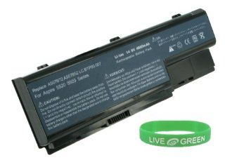 Replacement Laptop Battery for Acer Aspire 8930G 864G32Bn, 4800mAh 6 Cell Computers & Accessories