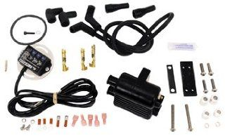Crane Cams Complete High Output Single Fire Ignition System for Harley Davidson 1970 2003 Big Twin & Sportster Models: Automotive