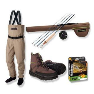 Redington Youth Fly Fishing Outfit  Fly Fishing Rod And Reel Combos  Sports & Outdoors