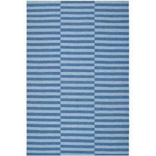 Ralph Lauren Home River Reed Stripe Horizon Rug RLR2221A Rug Size 2 x 3