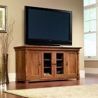 French Mills Entertainment Credenza   Home Entertainment Centers