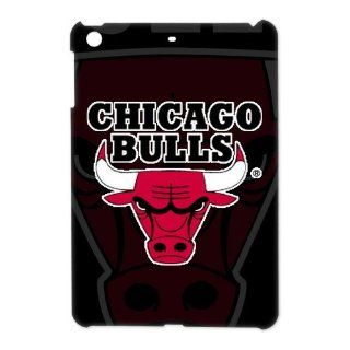 Chicago Bulls Cool NBA Ipad Mini Case in Simple Style 1lb877: Computers & Accessories