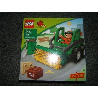 LEGO DUPLO Road Sweeper Set 4978 Toys & Games