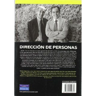 Direccion de Personas (Spanish Edition): Jaime Bonache, Angel Cabrera: 9788420550374: Books