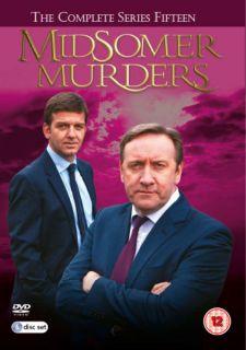 Midsomer Murders   Series 15      DVD