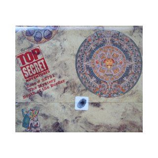 Top Secret Adventures Mexico Kit, World Map (Guide to Mexco ISBN0 87534 912 9 & Mexico Puzzle Book ISBN87534 812 2) Highlights for Children Books