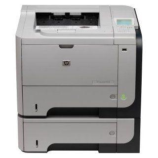 HP LaserJet P3000 P3015X Laser Printer   Monochrome   Plain Paper Print   Desktop: Office Products