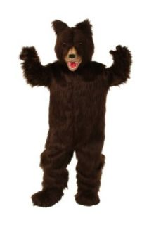 ALINCO Grizzly Bear Mascot Costume: Clothing