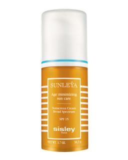 Sunleya Age Minimizing Sunscreen Cream Broad Spectrum SPF15   Sisley Paris