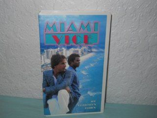 Miami Vice The Movie   Pilot Episode (VHS) Brother's Keeper  Prints