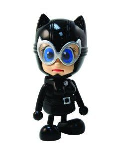 Hot Toys' Batman CosBaby: Catwoman Mini Figure: Toys & Games