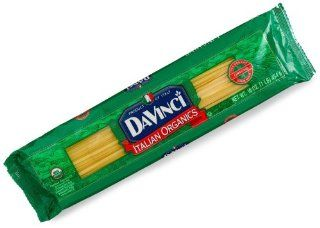DaVinci Pasta Organic, Linguine, 16 Ounce Bags (Pack of 20)  Organic Linguine Subscribe And Save  Grocery & Gourmet Food
