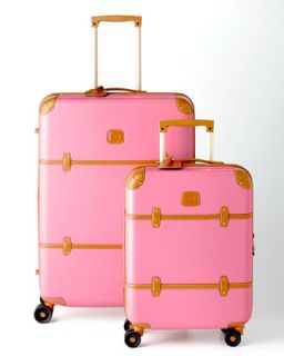 Bellagio Pink 30 Spinner Trunk   Brics