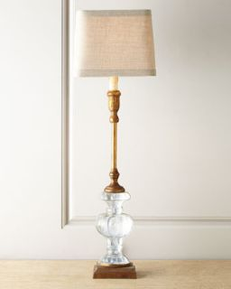 Andrea Glass Buffet Lamp   Regina Andrew Design