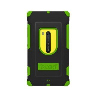 Trident Case AG NOK LUMIA920 TG AEGIS Series Case for Nokia Lumia 920   1 Pack   Retail Packaging   Green: Cell Phones & Accessories