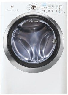 Electrolux EIFLS55IIW 4.2 cu. ft. Front Load Steam Washer   IQ Touch Control Island White: Appliances
