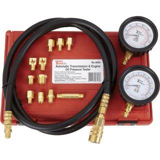 Auto Transmission and Engine Oil Tester  Automotive Diagnostics