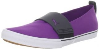 Puma Women's EL Rey Nylon Slip on: Fashion Sneakers: Shoes