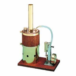 Midwest Products 980 Radio Control Accessories Model VI Steam Engine Crafts Kit   Arts And Crafts Supplies