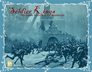 Avalanche Press Soldier Kings NEW Board Game Toys & Games