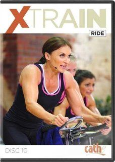 Cathe Friedrich's XTrain Series Ride DVD  Exercise And Fitness Video Recordings  Sports & Outdoors