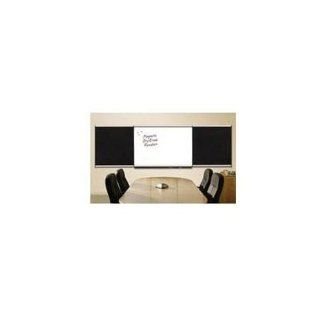 Quartet Modular Dry Erase Board, Porcelain On Steel, 48 x 48 Inches, White, Aluminum Frame (MB04P6) : Office Products