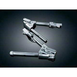 Kuryakyn 8284 Swingarm Cover Set For Harley Davidson Softail Deuce Automotive