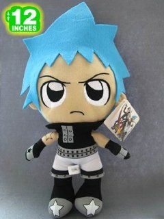 Soul Eater 12 Inch Black Star Plush: Toys & Games