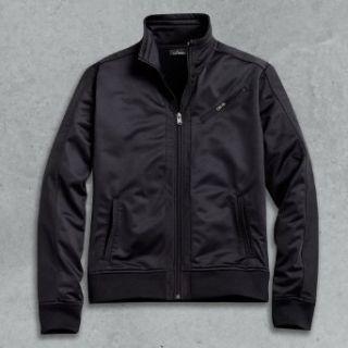 Marc Anthony Track Jacket (XXL (Chest 47 50), Black) at  Men�s Clothing store