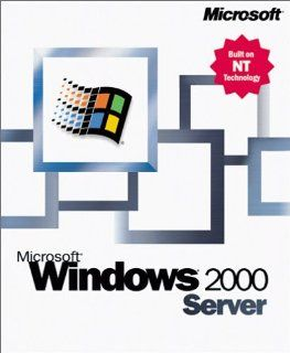 Microsoft Windows 2000 Server 5 CAL: Software