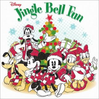 Disney Jingle Bell Fun (Lyrics included with album)