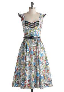 Bernie Dexter Moi Favorite Things Dress  Mod Retro Vintage Dresses