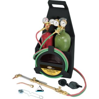 Northern Industrial Welders Victor-Style Torch Kit with Tote  Cutting, Heating   Welding Torches