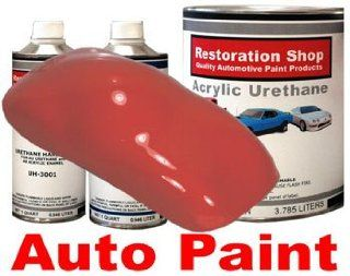 General Lee Orange ACRYLIC URETHANE Car Auto Paint Kit: Automotive