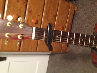 YAMAHA SCF04 (Y0407) 6 string Acoustic Guitar WITH CASE. Almost NEW Musical Instruments
