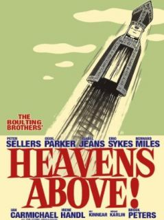 Heavens Above!: Peter Sellers, Cecil Parker, Isabel Jeans, Eric Sykes:  Instant Video