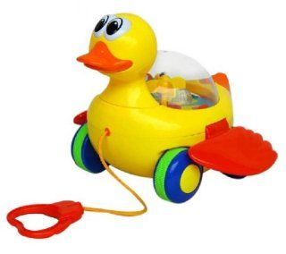 Free ship Baby Megcos Pull Along Musical Duck  Affordable toys  Socks  Baby