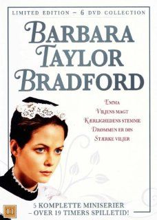 Barbara Taylor Bradford Collection (A Woman of Substance / Act of Will / Voice of the Heart / Hold the Dream / To Be the Best)  [Region 2]: Lindsay Wagner, Neil Dickson, Richard Johnson, Stephen Collins, Deborah Kerr, Claire Bloom, Suzanna Hamilton, Nigel