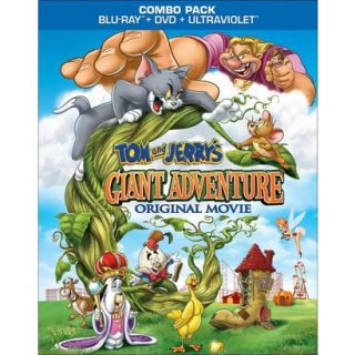 Tom and Jerrys Giant Adventure (2 Discs) (Blu r