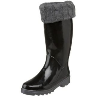 Sporto Women's Nova Sweater Rainboot: Shoes