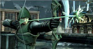 Injustice : Gods Among Us   The Arrow (Arrow TV Show) Green Arrow Multiplayer Playable Character Skins DLC Code Card LIMITED EDITION (ONLY 5,000 MADE) Sony Playstation 3 / PS3: Video Games