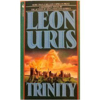 Trinity Leon Uris 9780060827885 Books