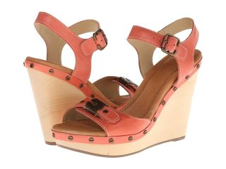 Dr. Scholls Lucia   Original Collection Womens Wedge Shoes (Pink)