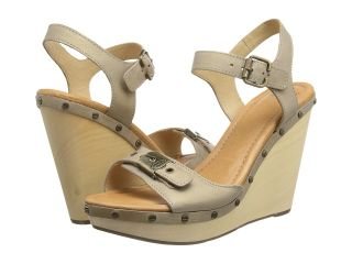 Dr. Scholls Lucia   Original Collection Womens Wedge Shoes (Gold)