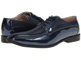 Stacy Adams Royalty Mens Lace up casual Shoes (Navy)